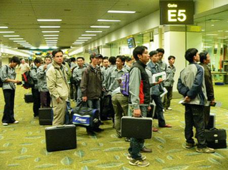 Chi phí cao, khó tăng lao động sang Nhật Bản