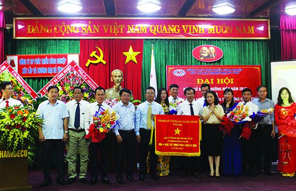 Công ty Cổ phần Phát triển Công nghiệp - Xây lắp và Thương mại Hà Tĩnh: Doanh nghiệp mạnh của tỉnh Hà Tĩnh vững bước trong xu thế hội nhập